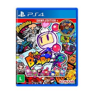 Jogo Super Bomberman R (Shiny Edition) - PS4