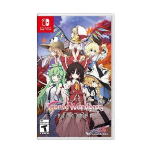 Jogo Touhou Genso Wanderer Reloaded - Switch