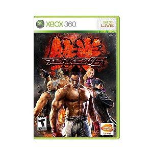 Jogo Tekken 6 - Xbox 360