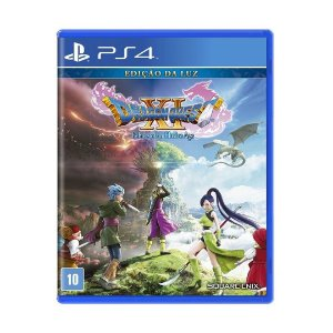 Jogo Dragon Quest XI: Echoes of an Elusive Age (Edição da Luz) - PS4