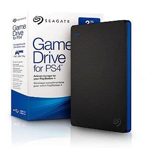 HD Externo 2TB USB 3.0 Seagate Game Drive