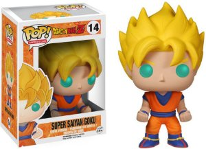 Boneco Funko Pop - Dragon Ball Z - Super Saiyan Goku
