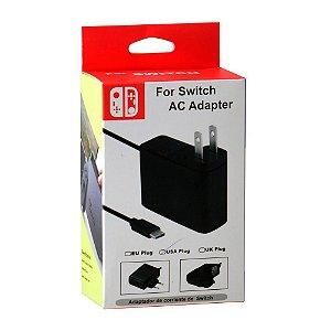 Fonte Carregadora Nintendo Switch - Switch