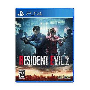 Jogo Resident Evil 2 - PS4