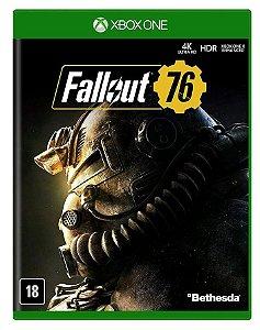 Jogo Fallout 76 - (Pré-Venda) - Xbox One