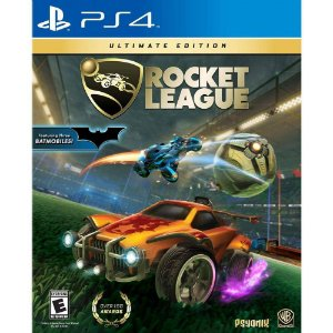 Jogo Rocket League (Ultimate Edition) - PS4
