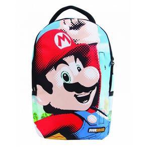 Mochila Grande Super Mario Bros