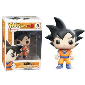 Boneco Funko Pop - Dragon Ball Z - Goku