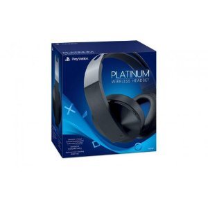 HEADSETS Headset Sony Platinum 7.1 Wireless - PS4