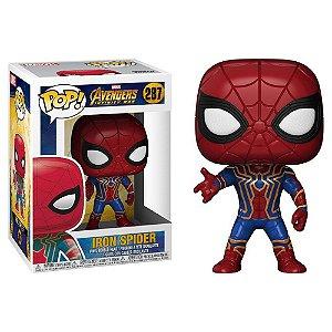 Boneco Funko Pop Avengers Infinity War #287 - Iron Spider