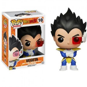 Boneco Funko Dragon Ball Z #10 - Vegeta