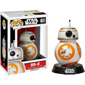 Boneco Funko Pop - Star Wars BB-8