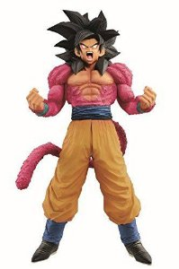Action Figure Dragon Ball GT Super Saiyan 4 Son Goku