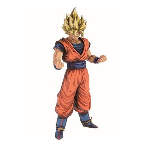 Action Figure Dragon Ball Super Saiyan Son Goku - Manga Dimensions - Grandista