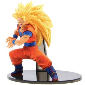 Action Figure - Dragon Ball Z - Goku Saiyanjin  3 Special