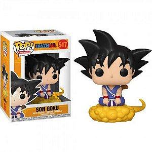 Boneco Funko Pop Dragon Ball Z #517 - Son Goku