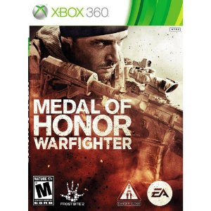 Jogo Medal of Honor Warfighter - Xbox 360