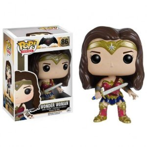 Boneco Funko Pop Wonder Woman