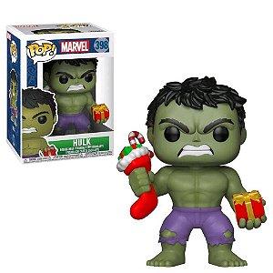 Boneco Funko Pop - Hulk Marvel