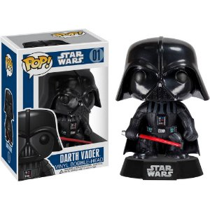 Boneco Funko - Star Wars Darth Vader