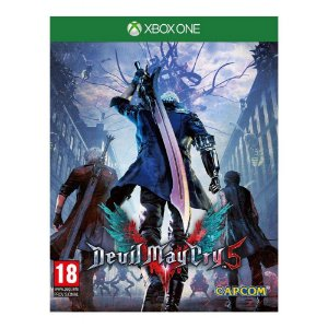 Jogo Devil May Cry 5 - Xbox One (Pré-venda)