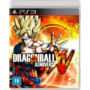 Jogo Dragon Ball XV: Xenoverse - PS3
