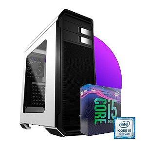 Computador Gamer Revenger Intel Core I5 9400F / GeForce GTX 1660 6GB / DDR4 8GB / HD 1TB / 500W