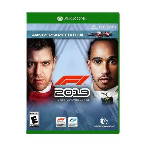 Jogo F1 2019 Anniversary Edition - Xbox One