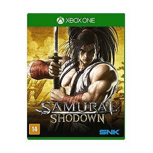 Jogo Samurai Shodown - Xbox One