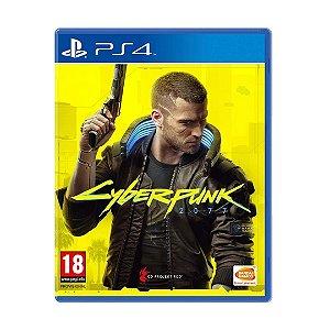 Jogo Cyberpunk 2077 (Pré-venda) - PS4