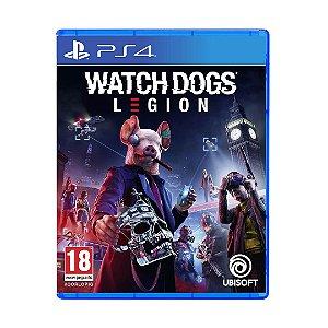 Jogo Watch Dogs Legion (Pré-venda) - PS4