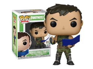 Boneco Funko Pop Fortnite #431 - Highrise Assault Trooper