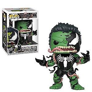 Boneco Funko Venom #366 - Venomized Hulk