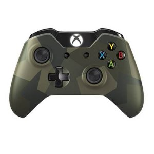 Controle Wireless: Armed Forces Edition - Xbox One