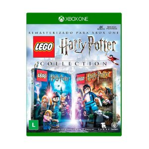 Jogo LEGO Harry Potter: Collection - Xbox One