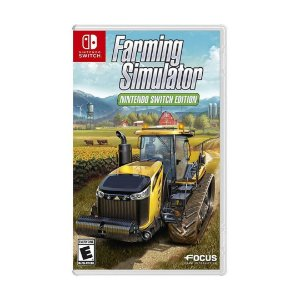 Jogo Farming Simulator - Nintendo Switch Edition - Switch