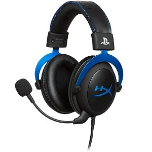 Headset Gamer HyperX Cloud - PS4
