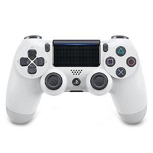 Controle Dualshock 4 PS4 Branco - Sony