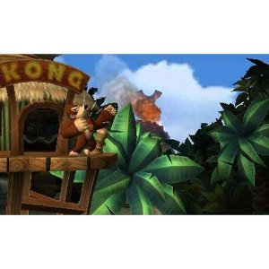 Jogo Donkey Kong: Country Returns 3D - 3DS
