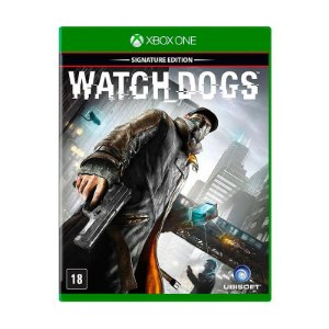 Jogo Watch Dogs (Signature Edition) - Xbox One
