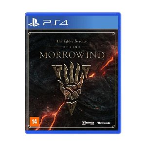 Jogo The Elder Scrolls III: Morrowind - PS4