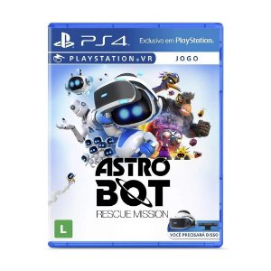 Jogo Astro Bot: Rescue Mission - PS4