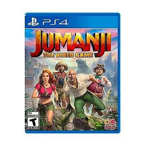 Jogo Jumanji: The Video Game - PS4