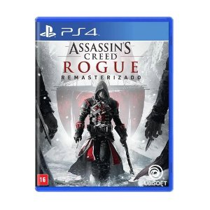 Jogo Assassin's Creed: Rogue Remasterizado - PS4