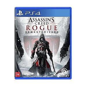 Jogo Assassin's Creed: Rogue Remasterizado - PS4