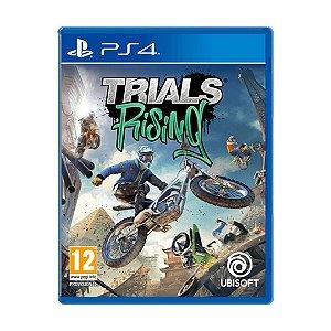 Jogo Trials Rising - PS4