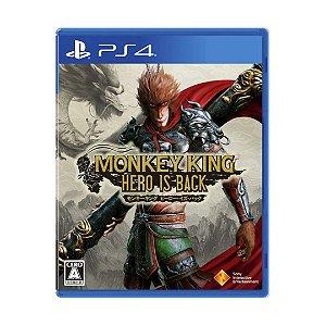 Jogo Monkey King: Hero is Back - PS4