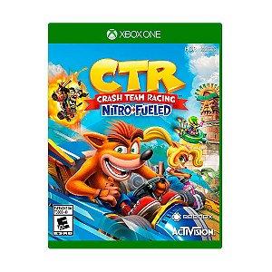 Jogo Crash Team Racing Nitro-Fueled - Xbox One