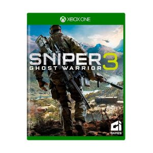 Jogo Sniper: Ghost Warrior 3 - Xbox One