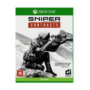 Jogo Sniper: Ghost Warrior Contracts - Xbox One